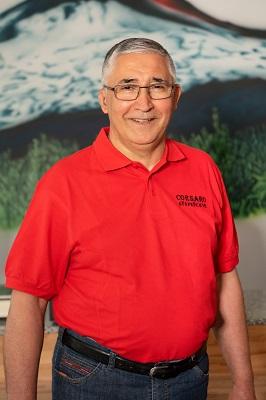 Antonino Corsaro - Geschäftsführer